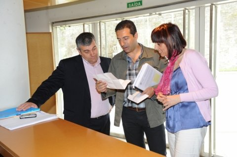 Inauguración - Lugo - Novas Xornadas sobre A Reforma da Lei de Ordenación Urbanística de Galicia
